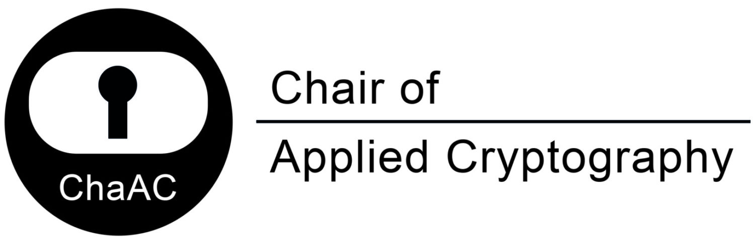 Chair of Applied Cryptography