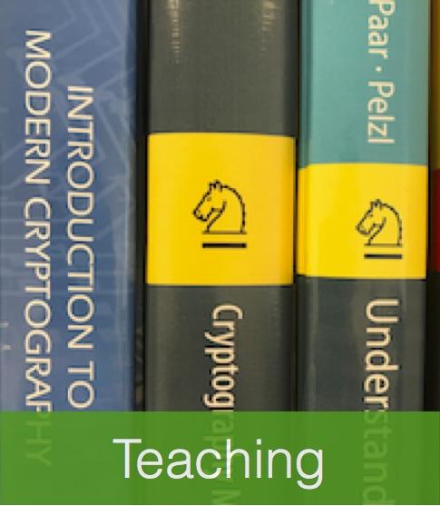 ChaAC - Teaching
